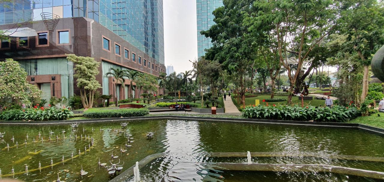 Jasa Pembuatan Taman Jakarta Selatan