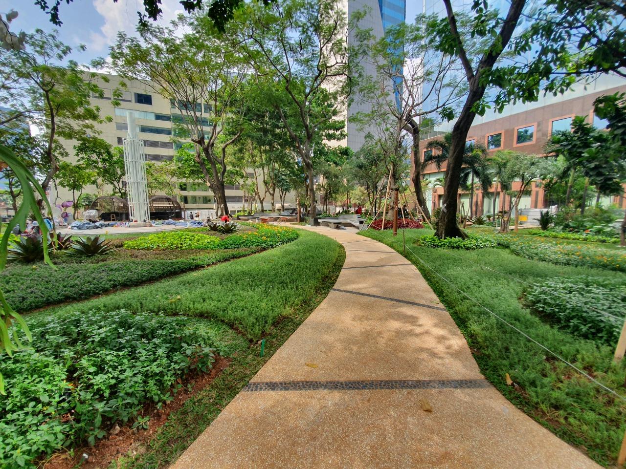 Jasa Perawatan Taman Jakarta