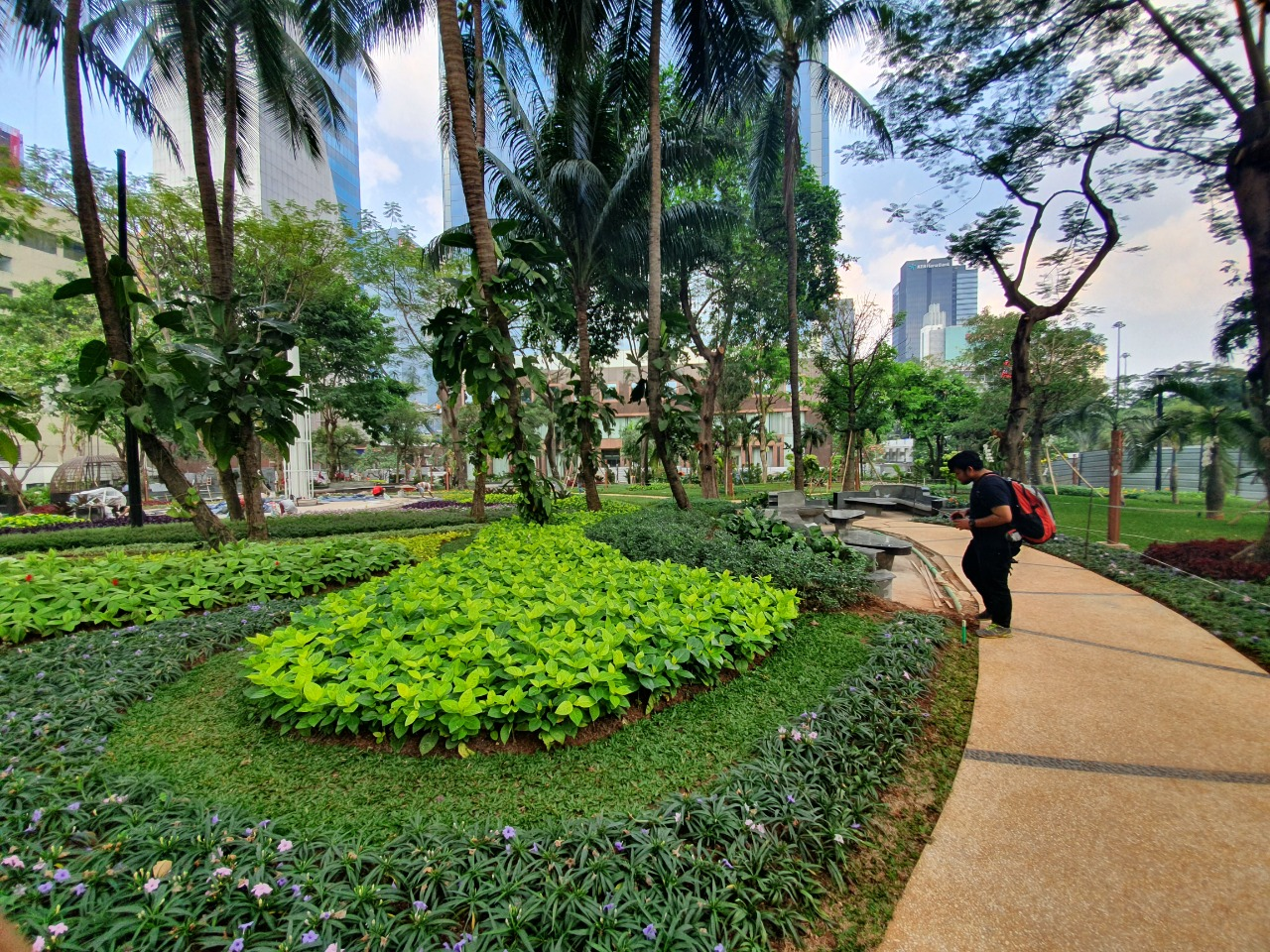 Jasa Taman Jakarta Timur