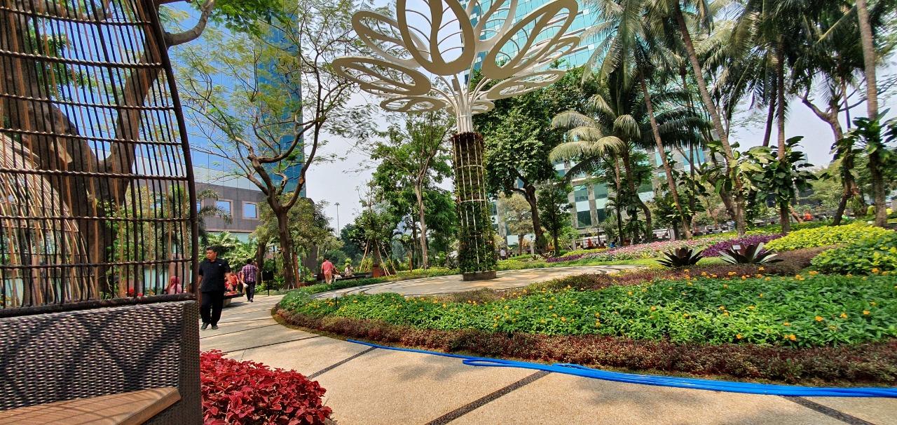 Jasa Taman Jakarta Selatan