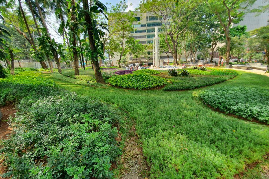 Harga Pembuatan Taman Jakarta